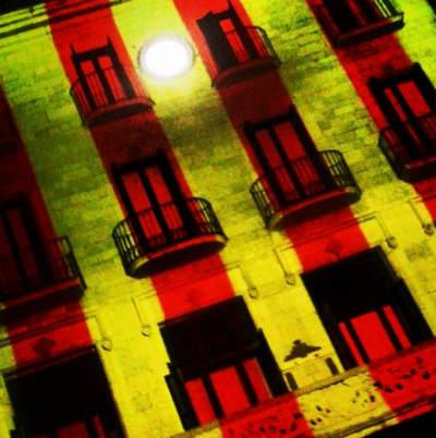 Mapping a l'Ajuntament més català (@godsavemyqueens - instagram)