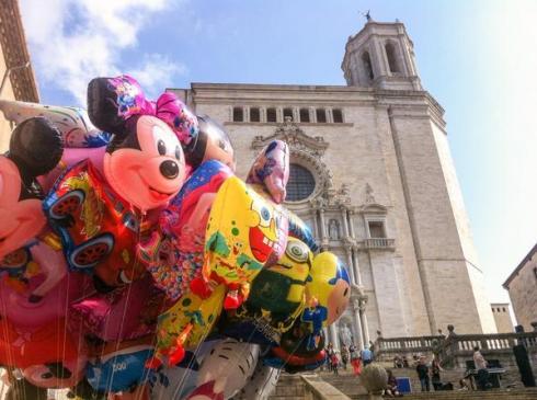 Els globus i la Catedral per @MPeraferrer